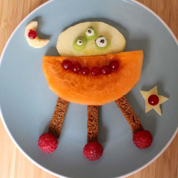 Mangiare divertendosi