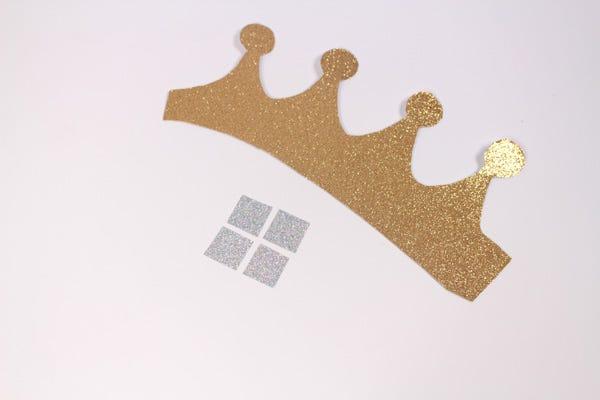 corona principessa fai da te