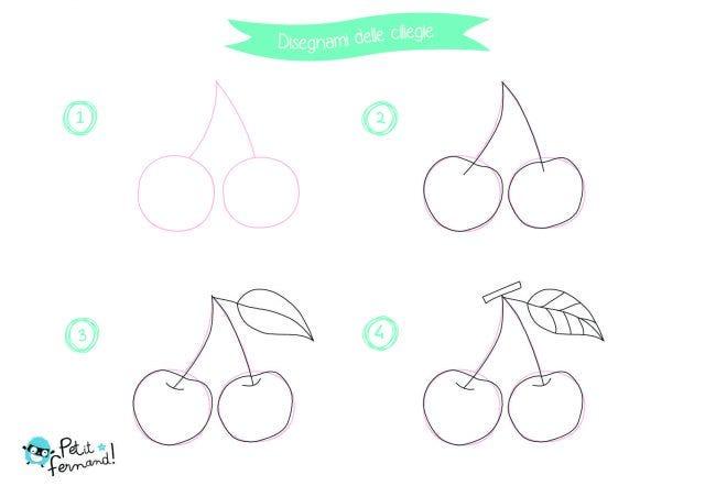 Disegni da colorare ciliegie petit fernand it for Disegni da colorare ciliegie