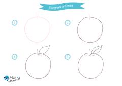 Disegni Da Colorare La Frutta