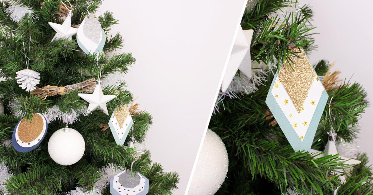 Decorazioni addobbi natalizi fai da te petit fernand for Addobbi natalizi fai da te 2017