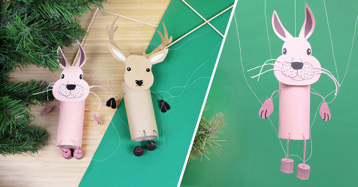 Animali Con Tubi Di Carta Igienica : Creare animali con rotoli di carta igienica riciclare i rotoli di