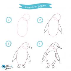 Disegni da colorare a tema Polo Nord