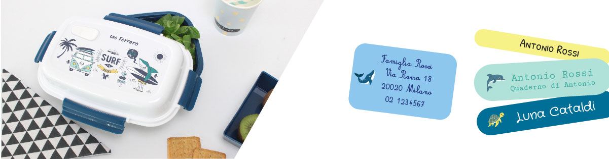 Tanti prodotti a tema con il laboratorio dell'origami indovino-pesce