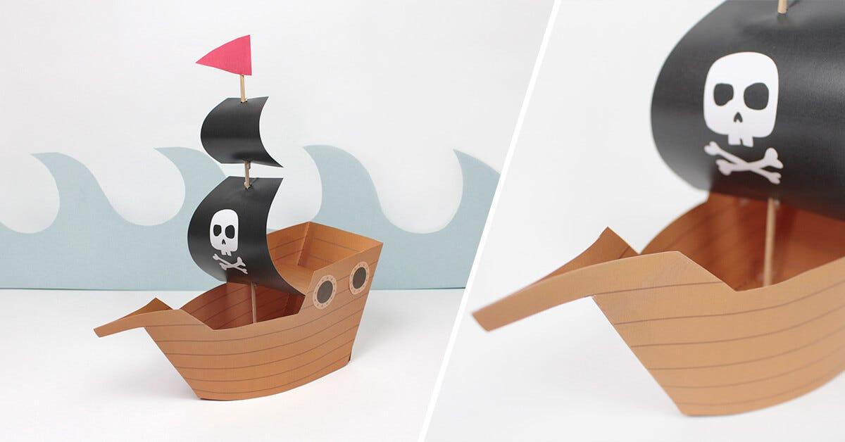 La nave dei pirati