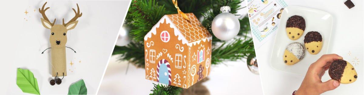 Attività creative per le vacanze di Natale