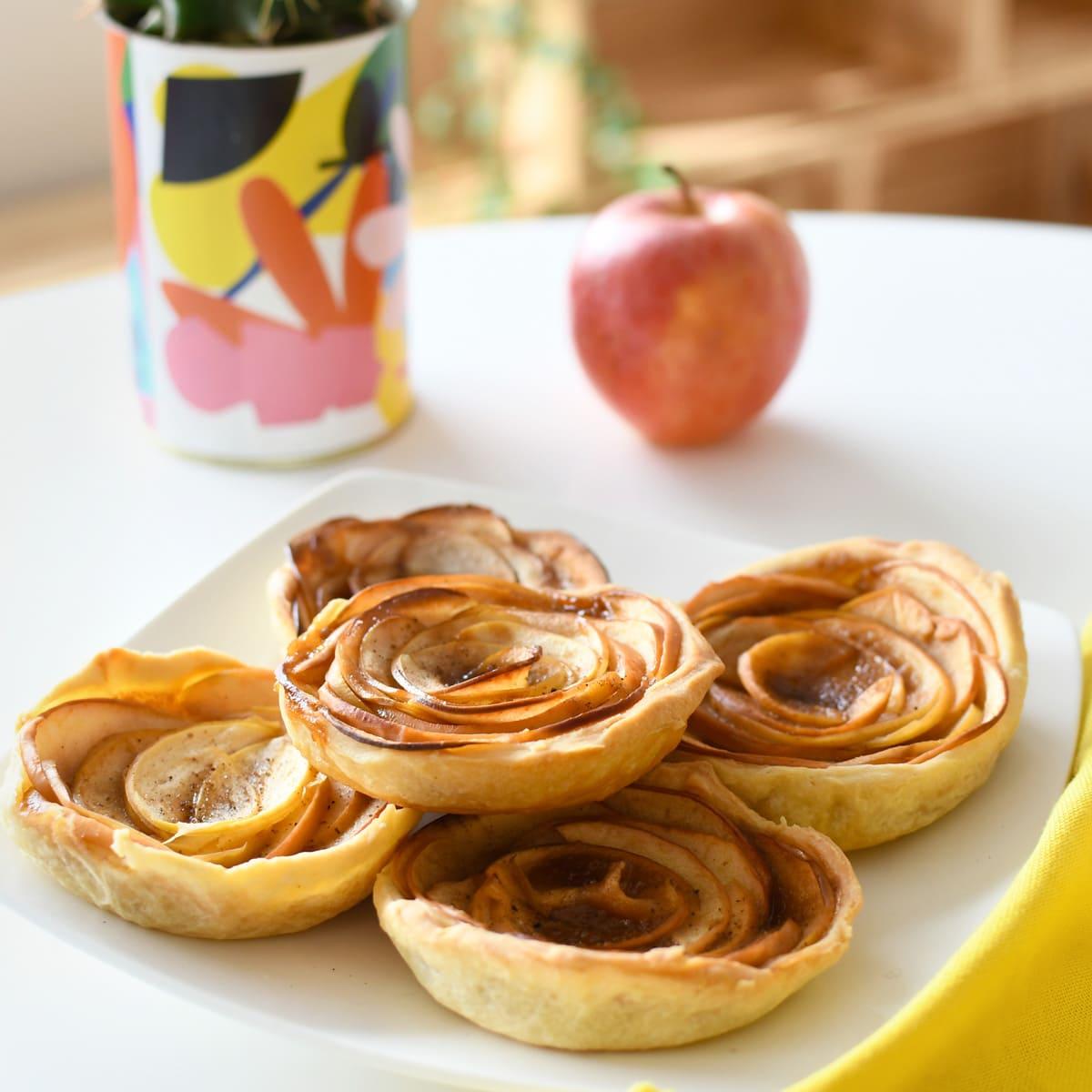 Realizzate facilmente queste deliziose corstatine mele e caramello grazie alla nostra ricetta, un delizioso assaggio di autunno!