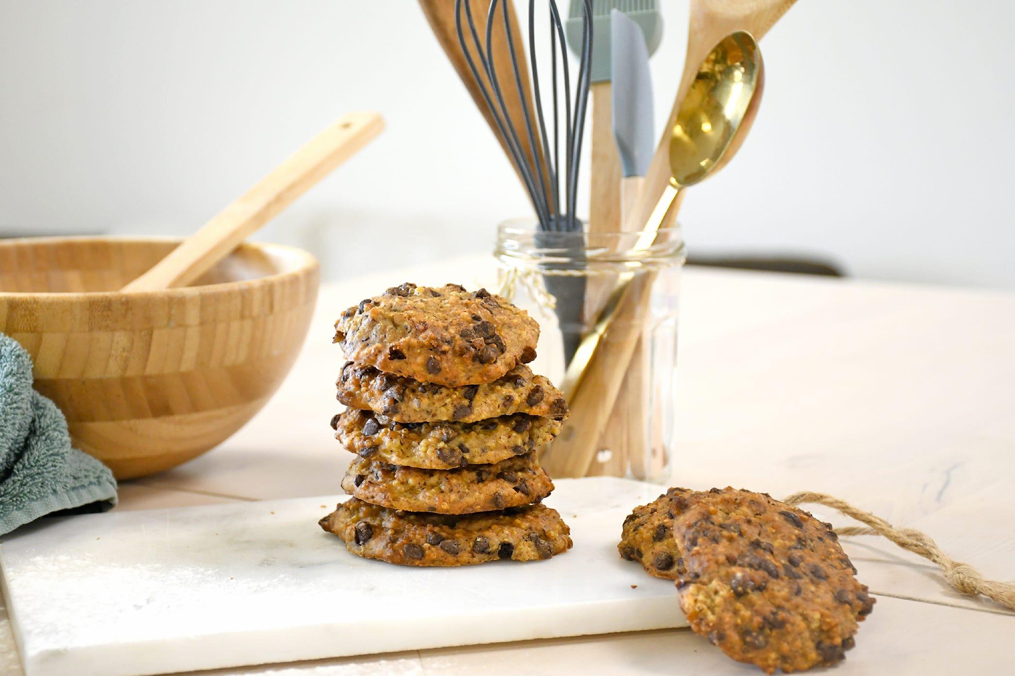 Vi proponiamo una variante ai soliti biscotti tradizionali… ecco a voi la nostra ricetta di biscotti alla quinoa!